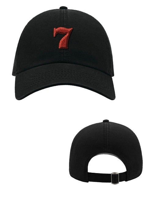 CAP // LUCKY NUMBER 7