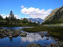 Lago d'Arpy La Thuile Valle Aosta