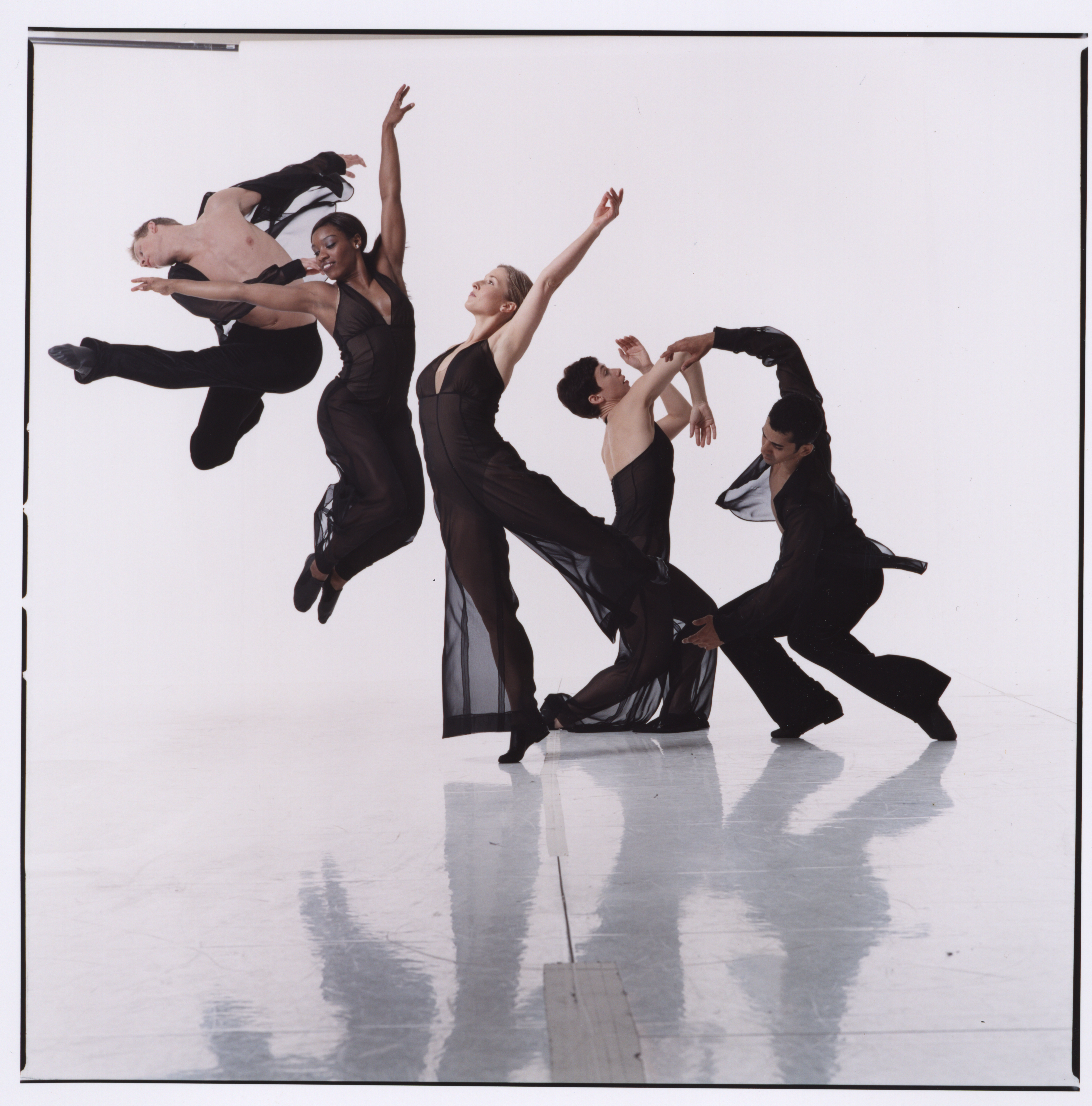 The Sweet Sounds Lois Greenfield