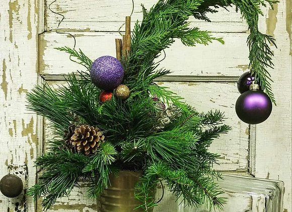 Whoville Tree Table Centerpiece