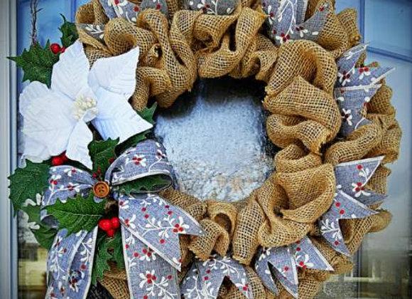 Christmas Wreath Making 2