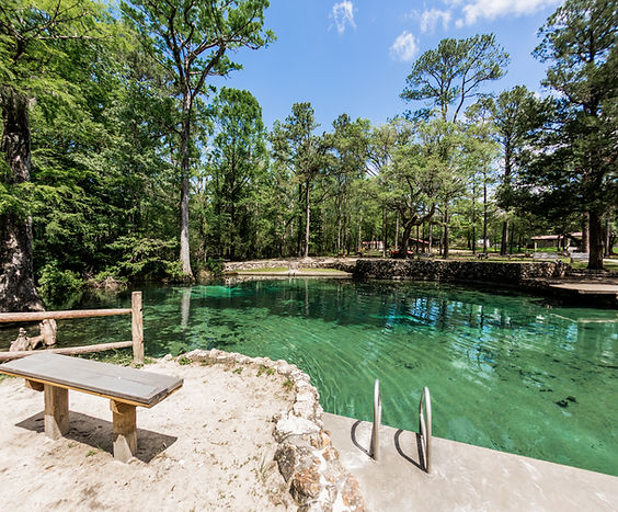 Holmes County - Ponce De Leon Springs State Park
