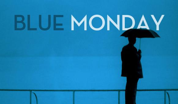 No blue monday