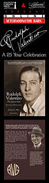 "AFTERNOON @ THE BARN -- ""Rudolph Valentino A 125 Year Celebration"""
