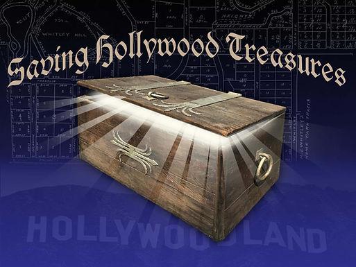 SAVING HOLLYWOOD'S TREASURES
