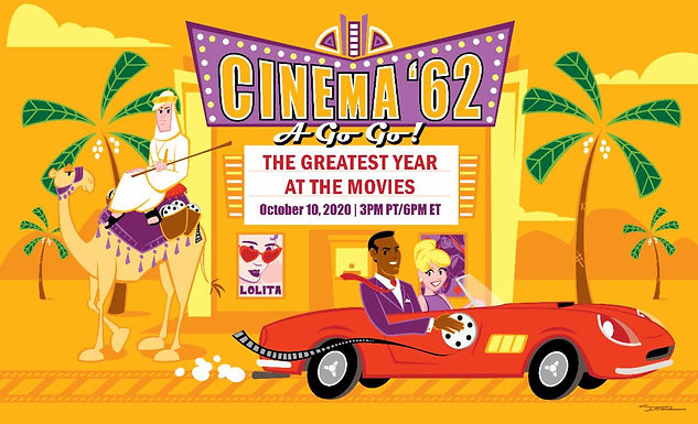 CINEMA '62 A-GO-GO
