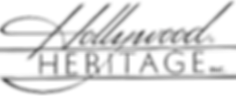 Hollywood Heritage Inc. Logo