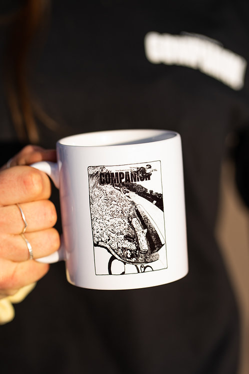 Issue 1 by Jake Martinelli - mug.