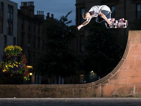Locality: Glasgow by Aaron Wilmot
