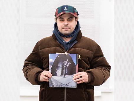 Issue 2: Inauguration - Karim Bakhtaoui