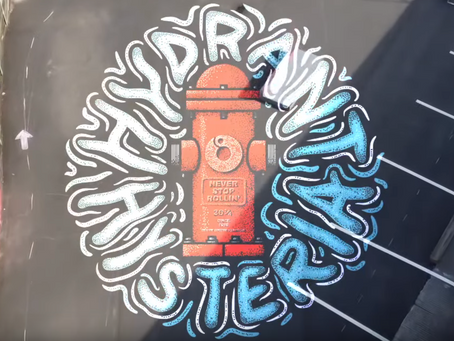 Rollersnakes - Hydrant Hysteria edit