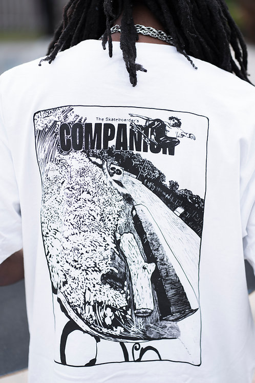 The Skateboarder's Companion - annual subscription 3: The shirt.