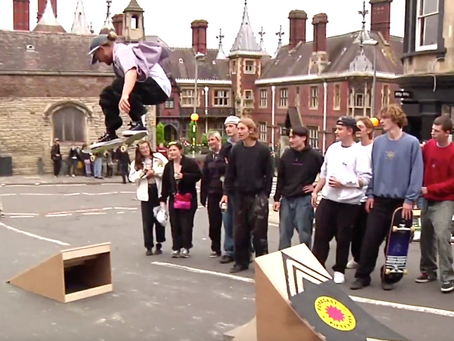 Go Skateboarding Day - Manchester and Bristol edits