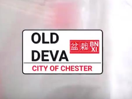Old Deva - full Chester video from Bonxai online now