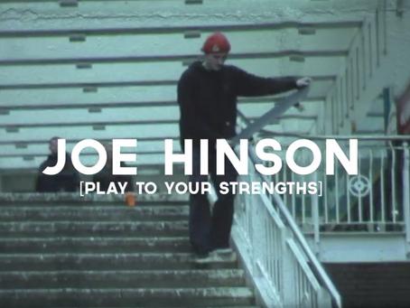Off Campus: Joe Hinson