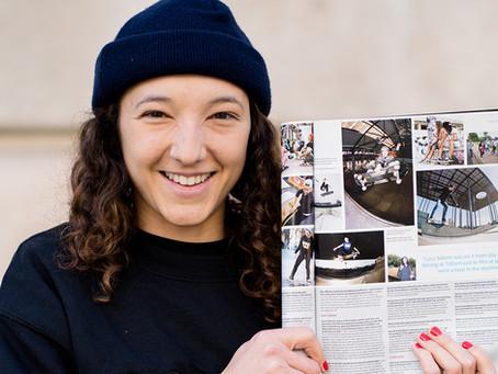 Issue 1: Inauguration - Helena Long