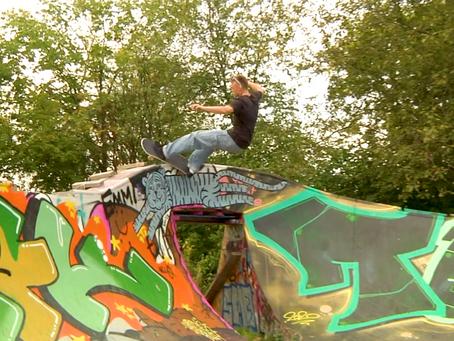 Push: Toby Gozzett - 2020 footage by Jackson Davis.