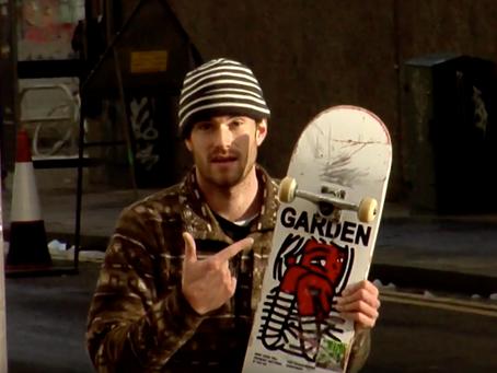 Garden Skateboards Ltd - Danger - full video