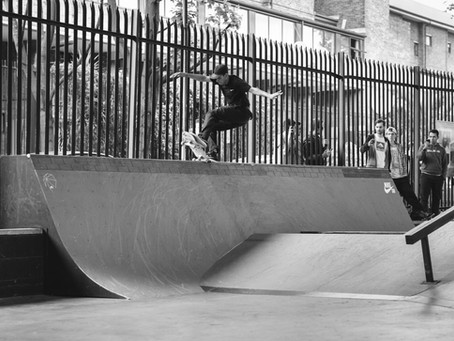 Locality: Ladbroke Grove by Kyron Davis