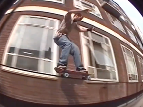 Tom Penny, Alex Moul and Unabomber  96/97 Hi8 footage.