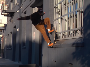 Louie Lopez - 'Worldly Goods' from Volcom