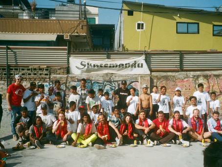 Daryl Dominguez talks Skate Nepal.