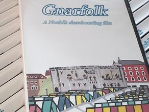 The 'Gnarfolk' Interview and Sam Hayter section.