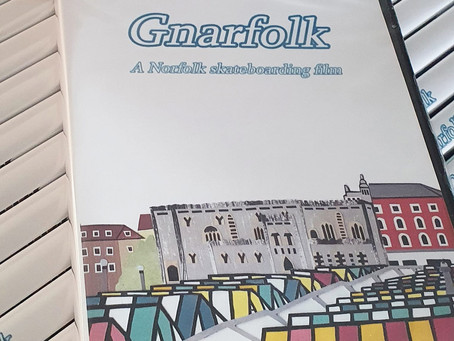 The 'Gnarfolk' Interview and Sam Hayter section.
