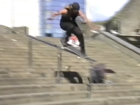 Street Code 2 - low-fi street skating from Wales