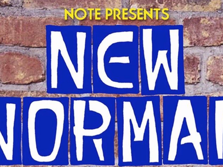 'New Normal' - Note video premiere 19/03.