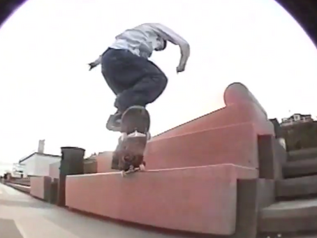 'Through the Eyes of Ruby' (1998) - full Sumo Skateshop video online!