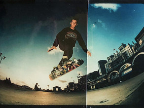 Don Brown interview from Slam City Skates.