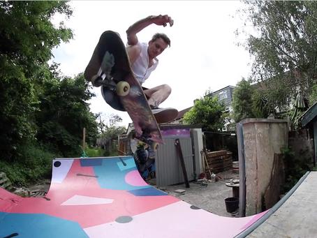 Bristol mini ramp madness - Booze & Fags