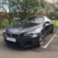 Denne smukke BMW M6 har fået vores udven