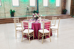 Gold Chiavari Chair Rentals