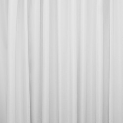 Pipe & Drape- White