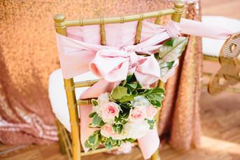 Glitzy Gold Chiavari Chair