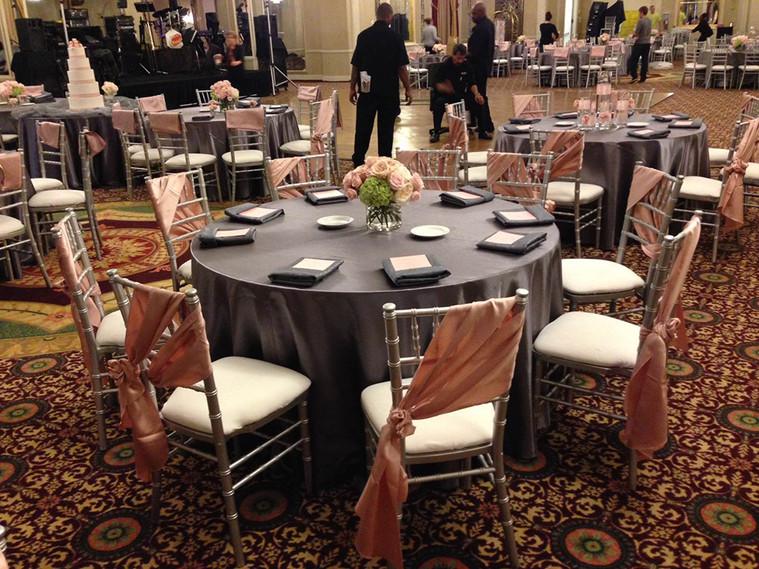 Chiavari Chair Wraps