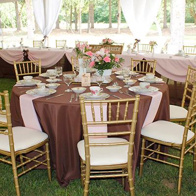 Wisconsin tent wedding