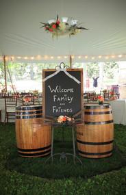 Rustic Theme Wedding