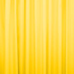 Pipe & Drape- Yellow