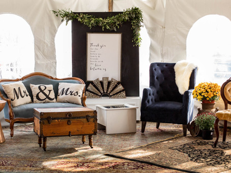 5 Furnishing Themes for Stand-Out Weddings