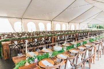 Rustic Farmtable Wedding
