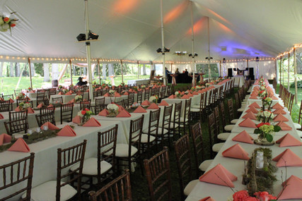 Outdoor Theme Wedding