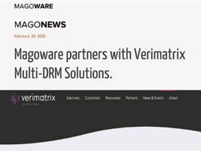 Partnership with Vermatrix