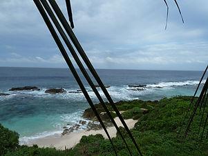 Tonga Keleti Beach