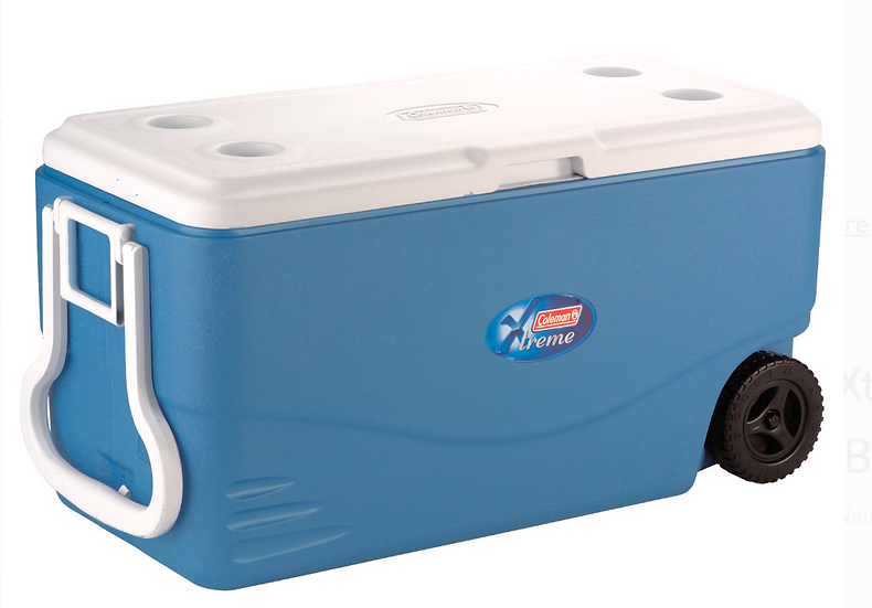 Additional Cooler w/ice