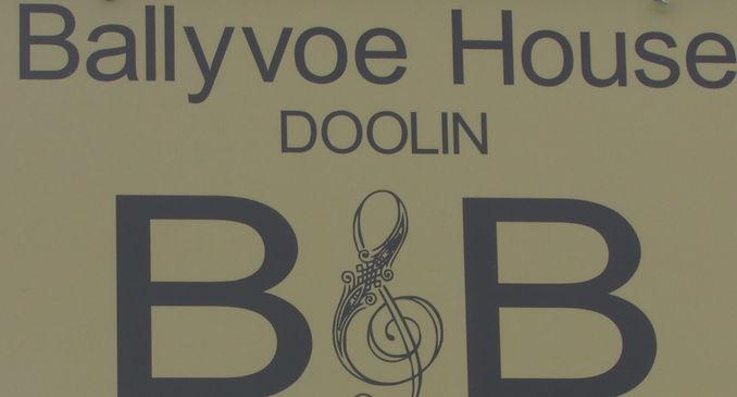 Ballyvoe House Doolin Music