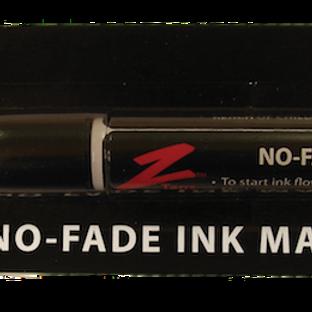 Ztag No-Fade ink marker