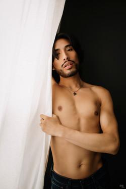 Flirty Boudoir -Men's boudoir